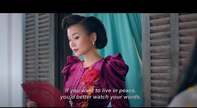 Reveiw phim mẹ chồng hay nhất của Tiểu Khả